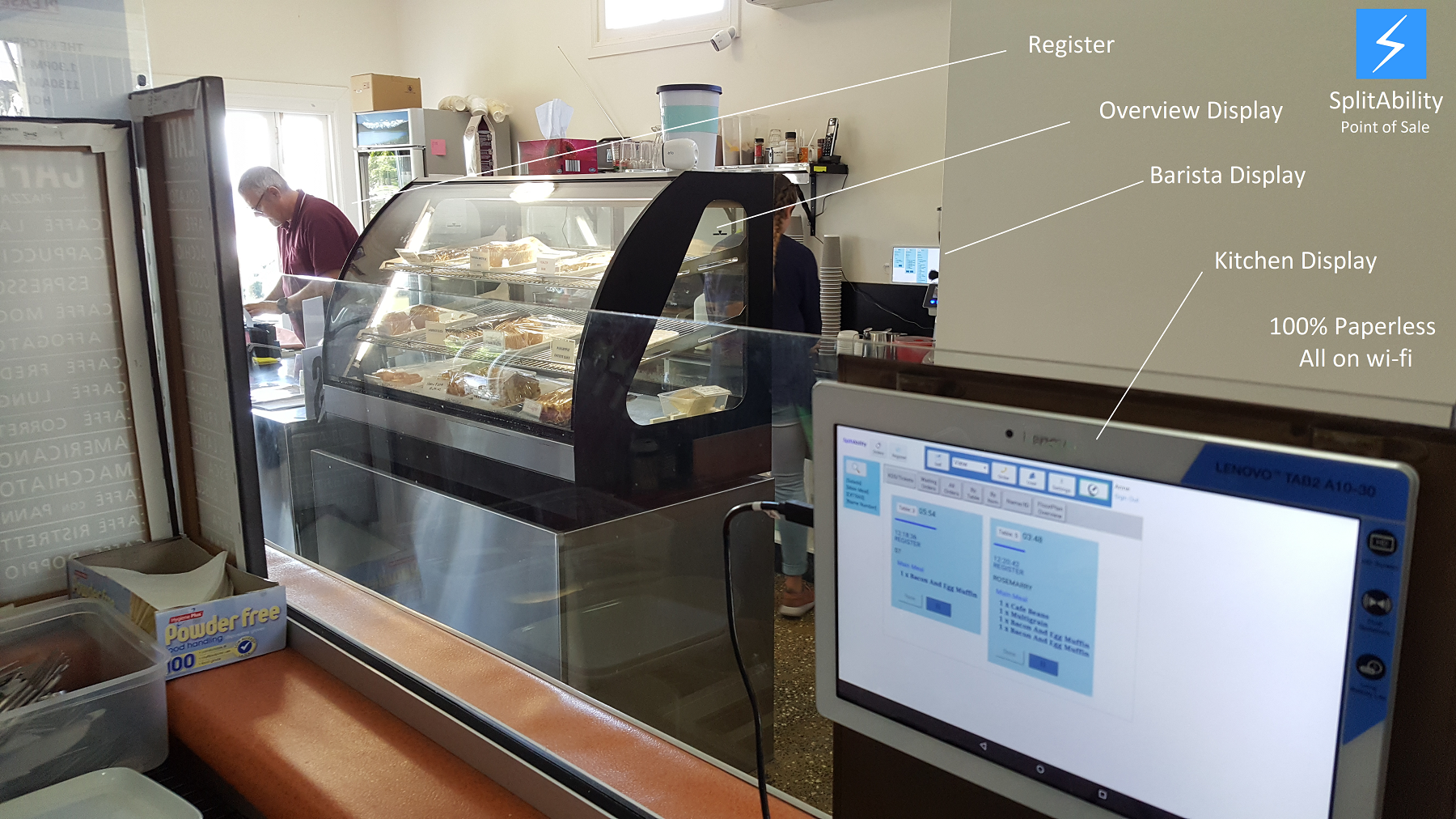 Cafe POS | POS Software | Point of Sale Systems | Hospitality Software